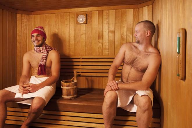 онлайн в бане фото